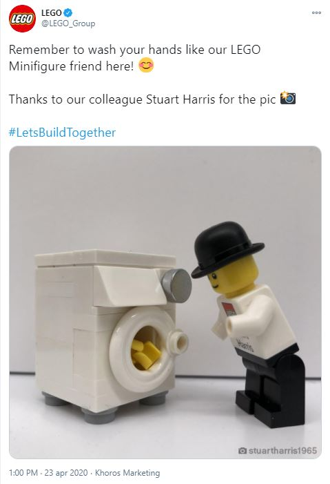 Lego Marketing