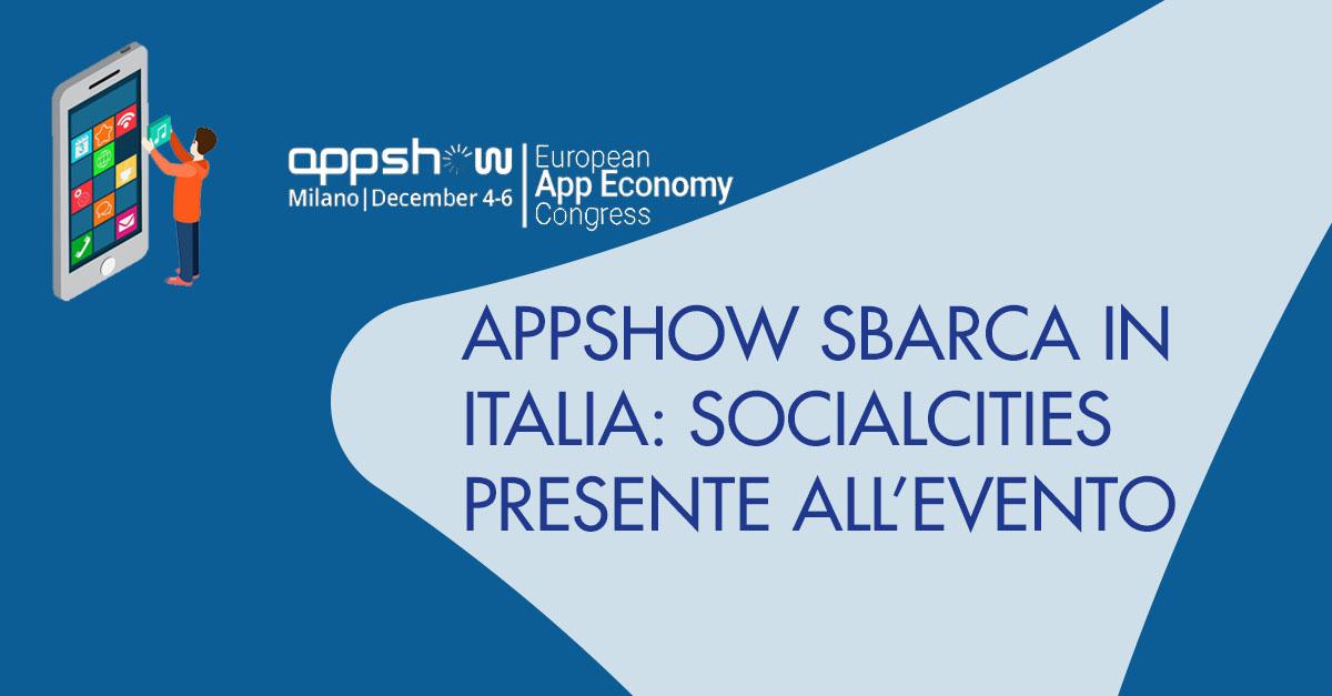 AppShow Socialcities