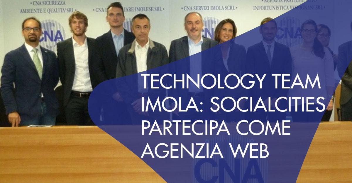 CNA Technology Team Socialcities
