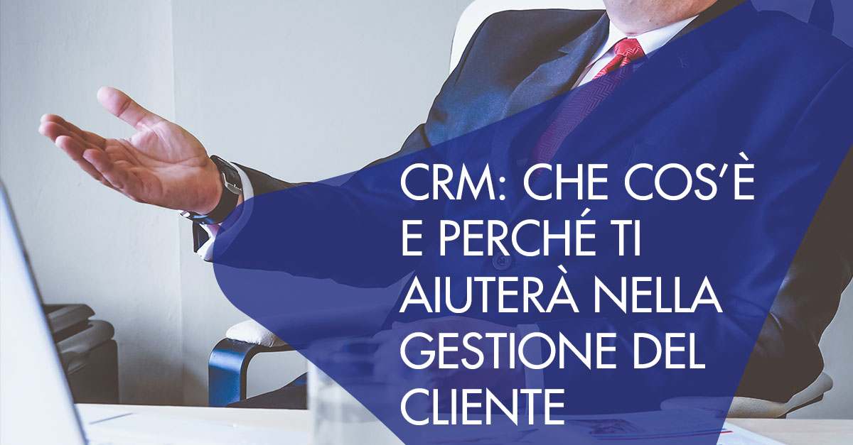 crm gestione cliente