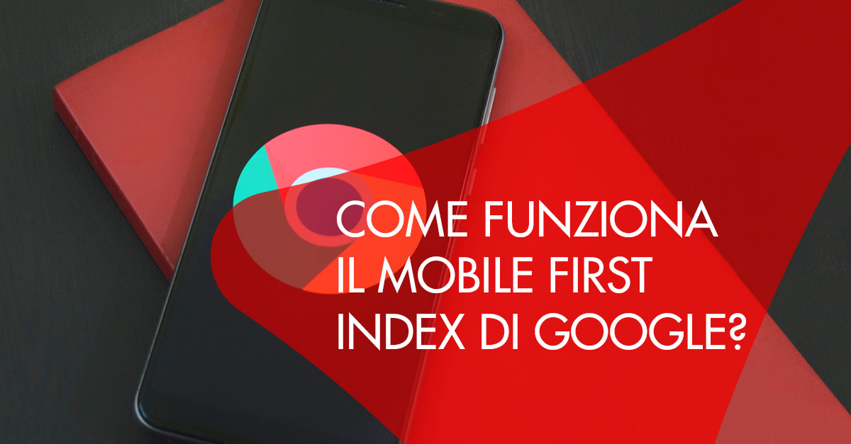 come funziona mobile first index
