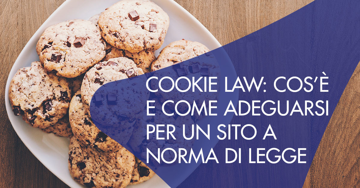 cookie law cos'è e come adeguarsi