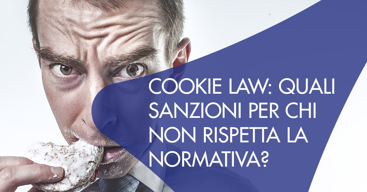 cookie law sanzioni multa
