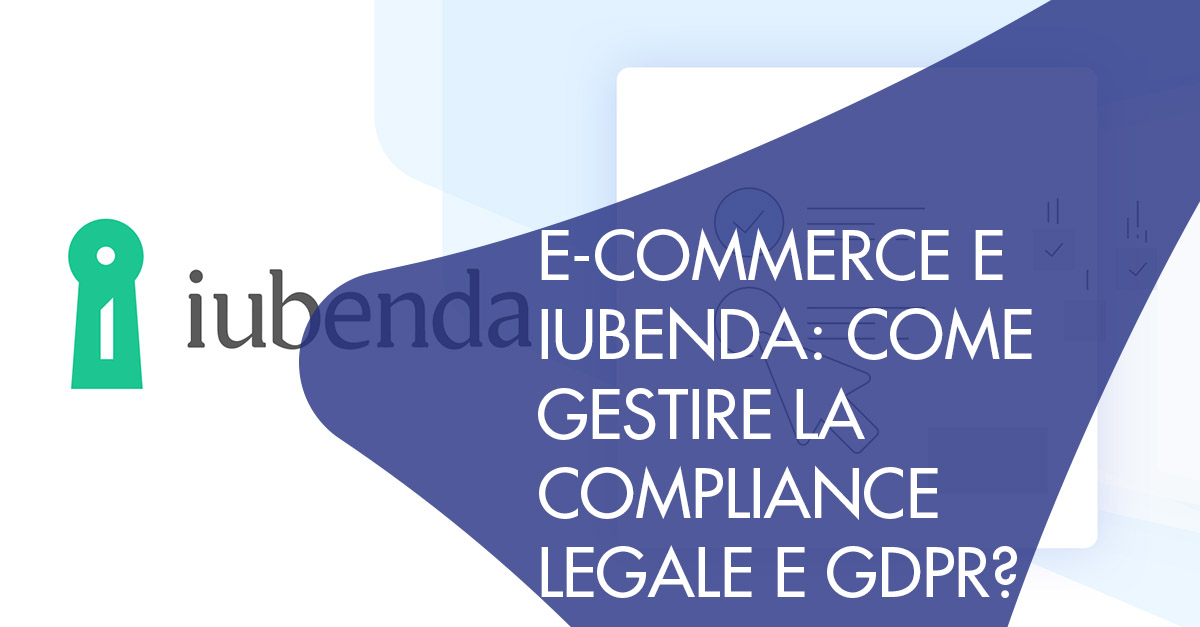 E-Commerce Iubenda