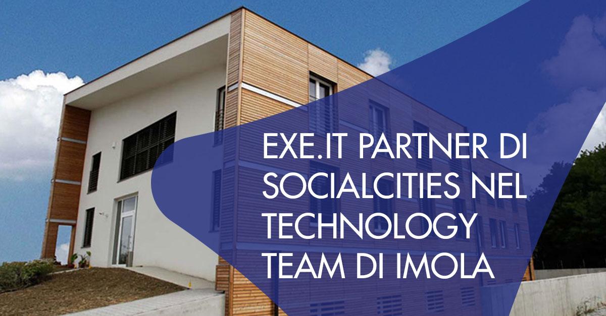 exe socialcities technology team imola