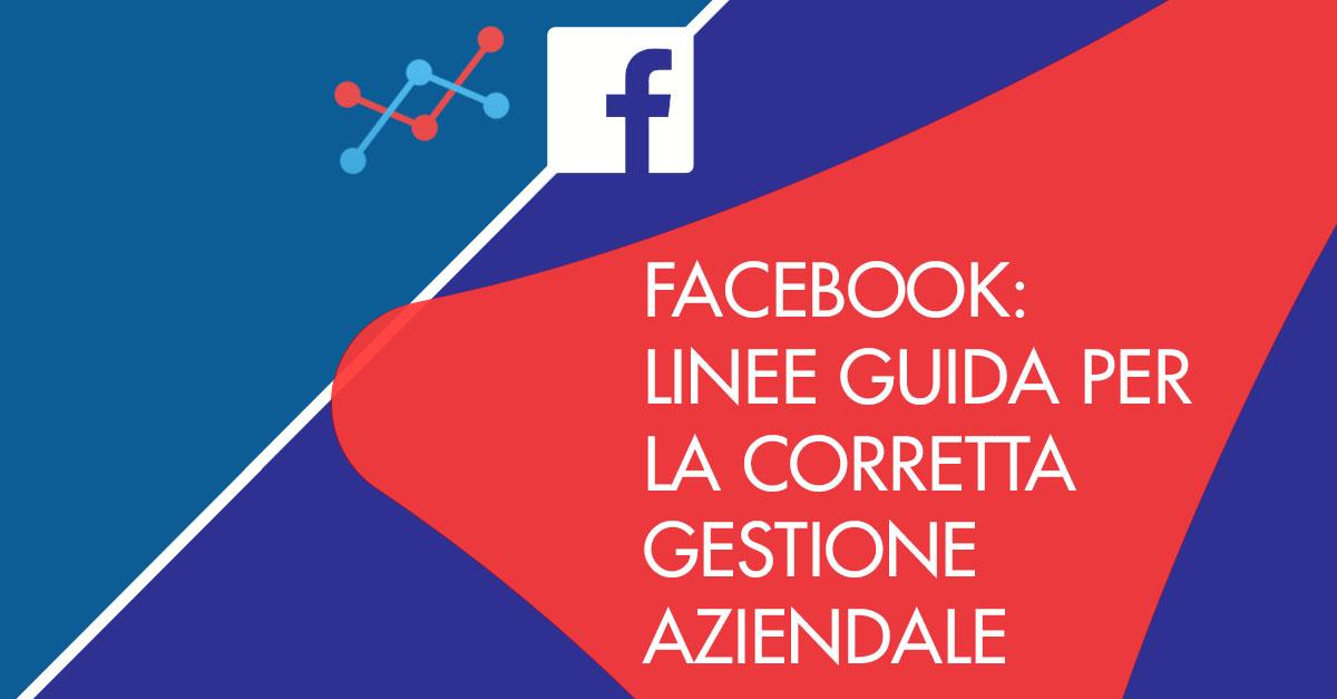 Facebook Guida Gestione Aziendale