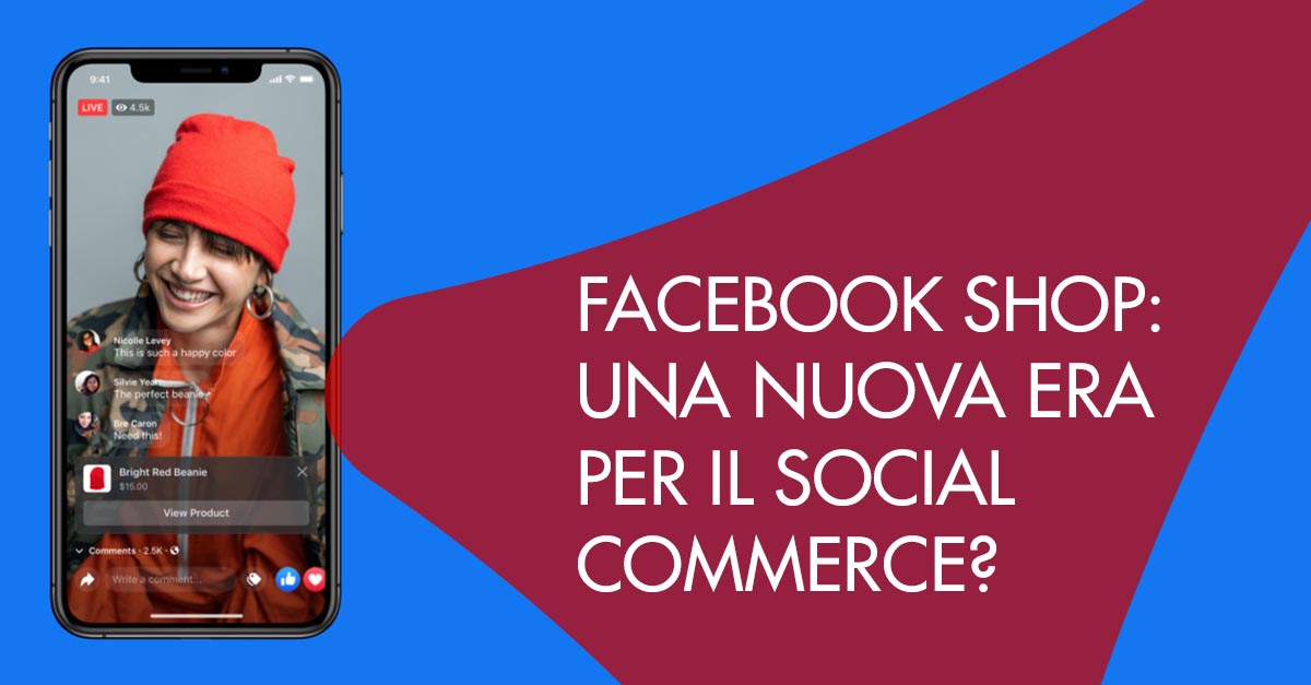Facebook Shop Social Commerce