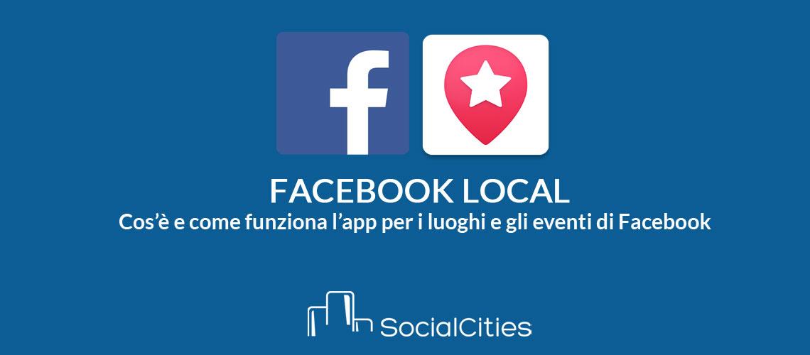 Facebook-local-app