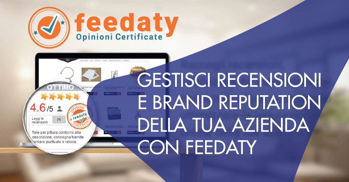 Feedaty Recensioni Reputation