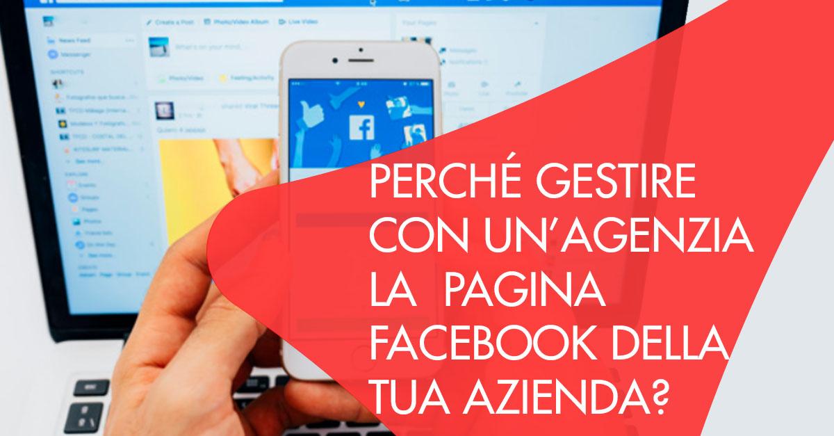Gestire agenzia pagina Facebook