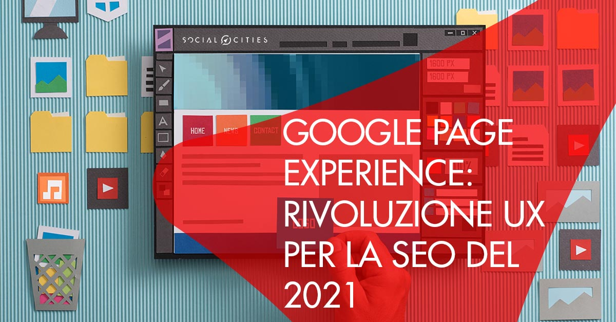 Google Page Experience SEO 2021