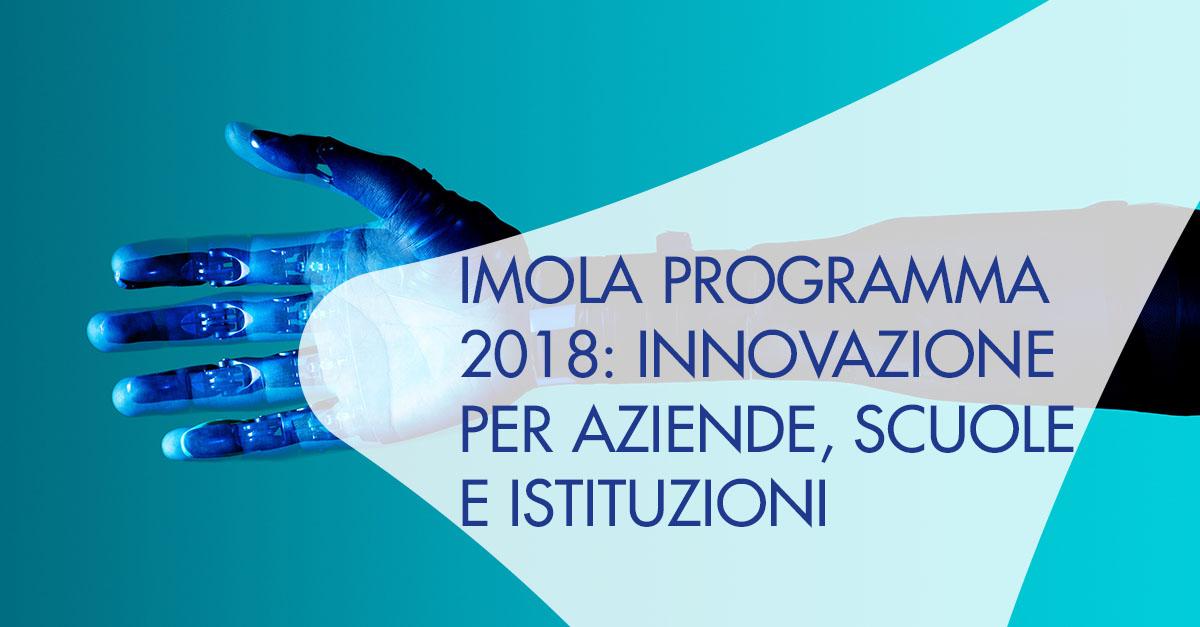 Imola Programma 2018