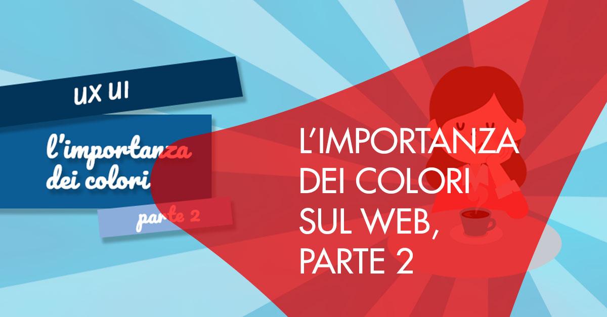Importanza colori Web