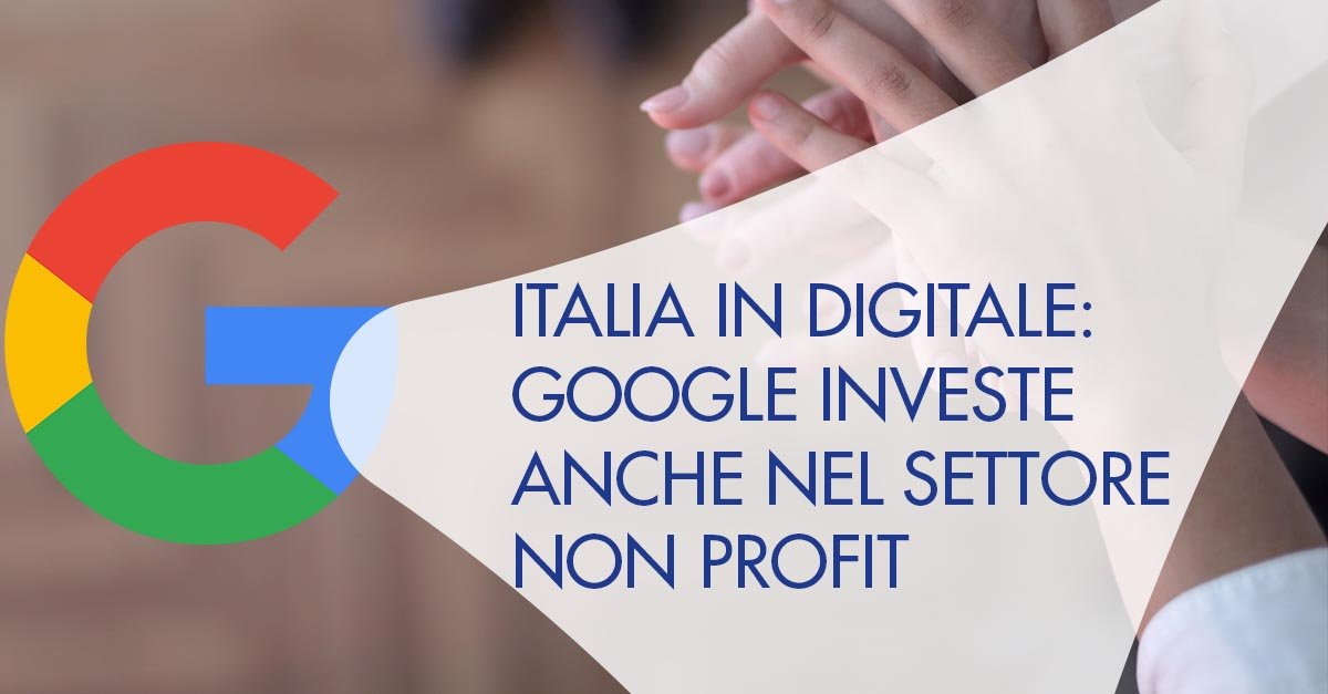 Italia in digitale non profit
