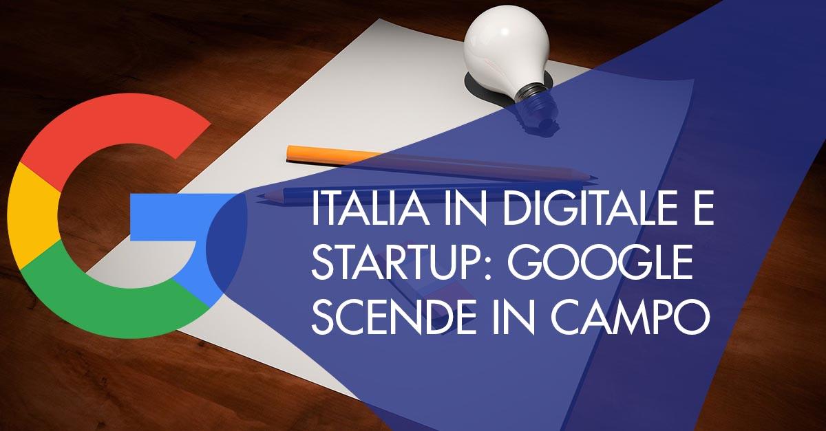 Italia in Digitale Startup