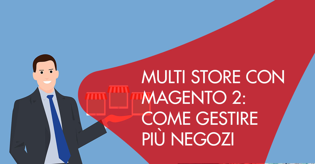 Magento 2 Multi Store