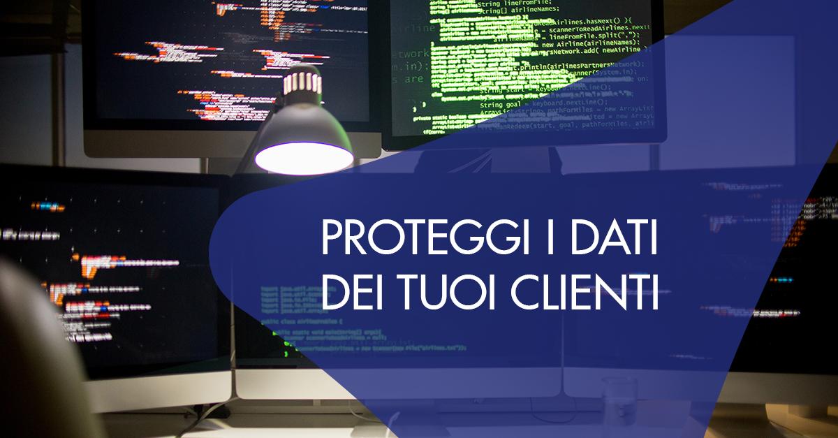 Proteggi i dati dei tuoi clienti Cloudflare