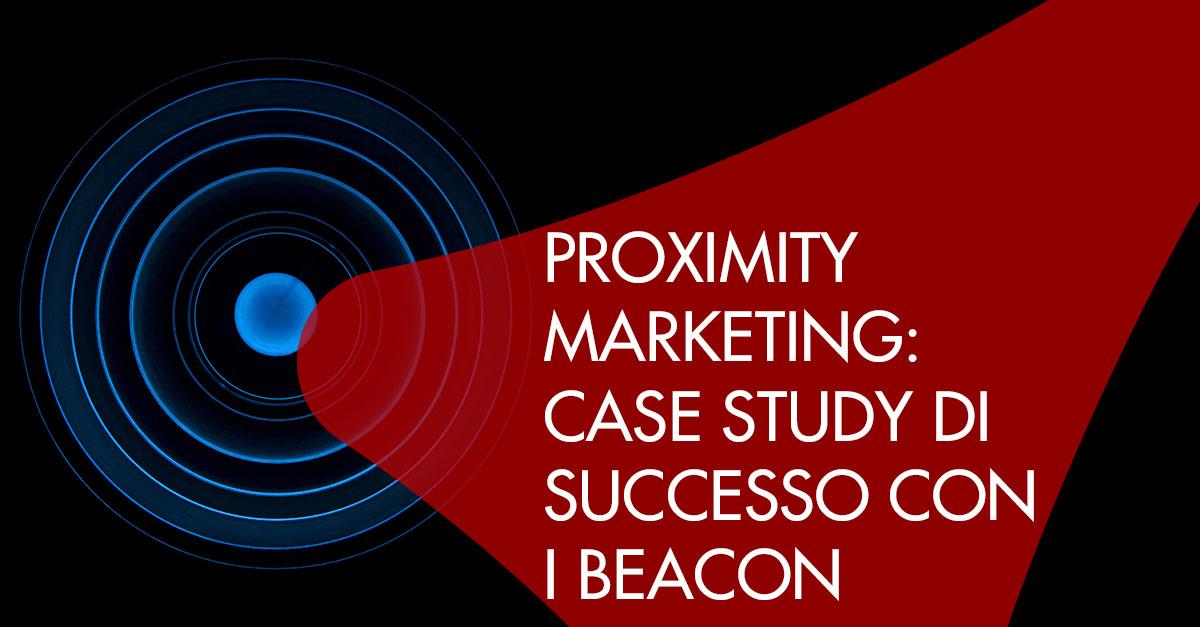 Proximity Marketing Beacon