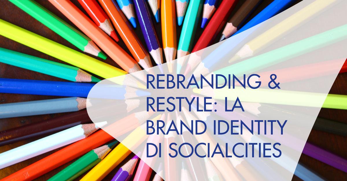 Brand Identity SocialCities