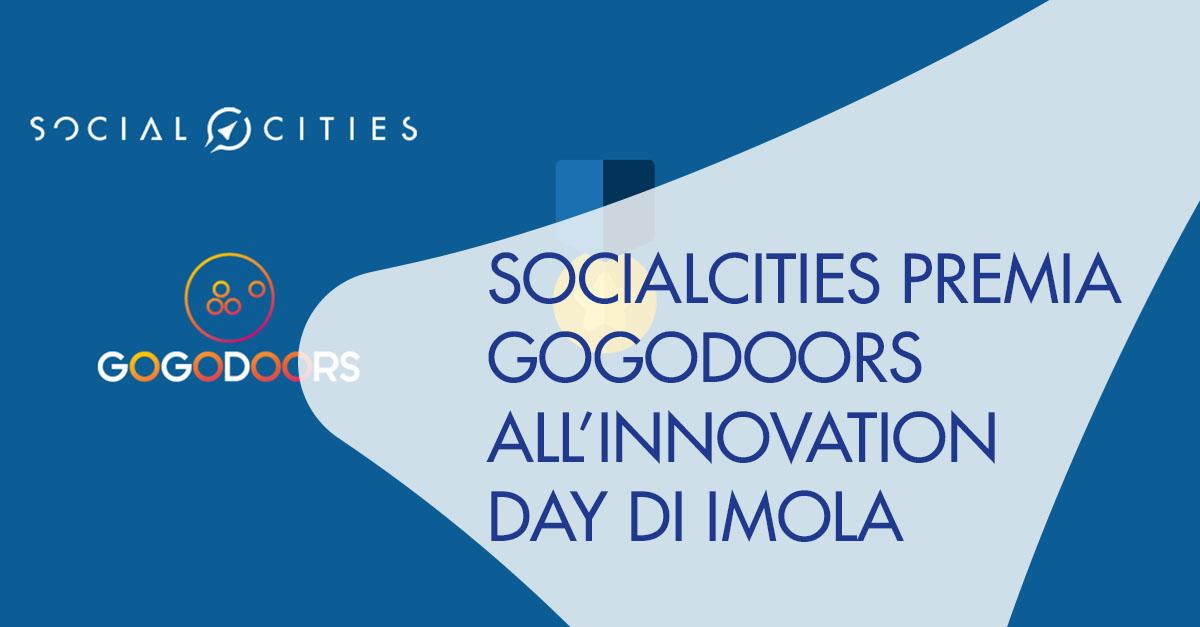 SocialCities Gogodoors Innovation Imola