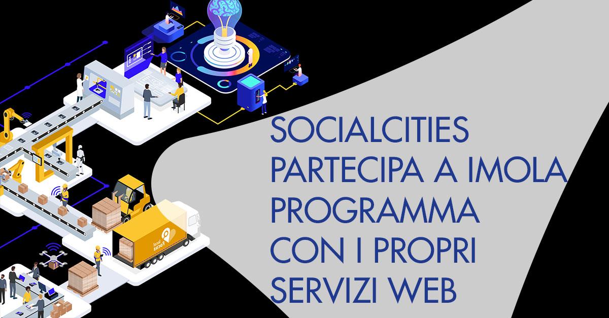 SocialCities servizi Agenzia Web Imola Programma