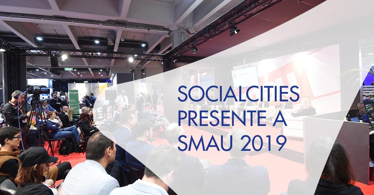 SocialCities Smau 2019