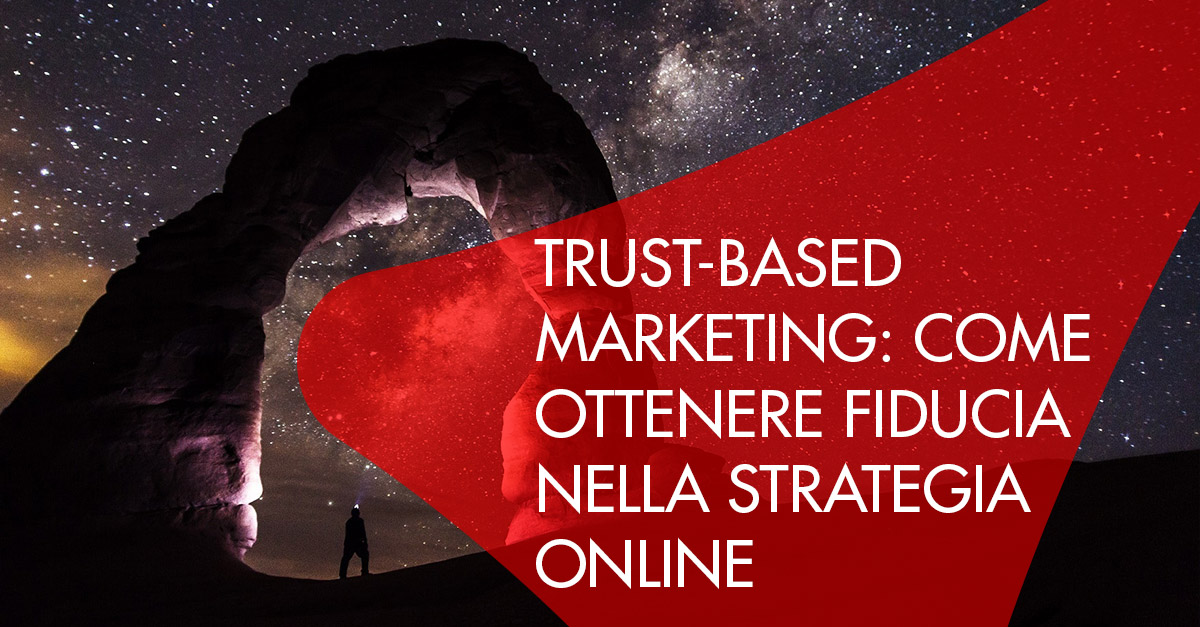 Trust-based marketing fiducia