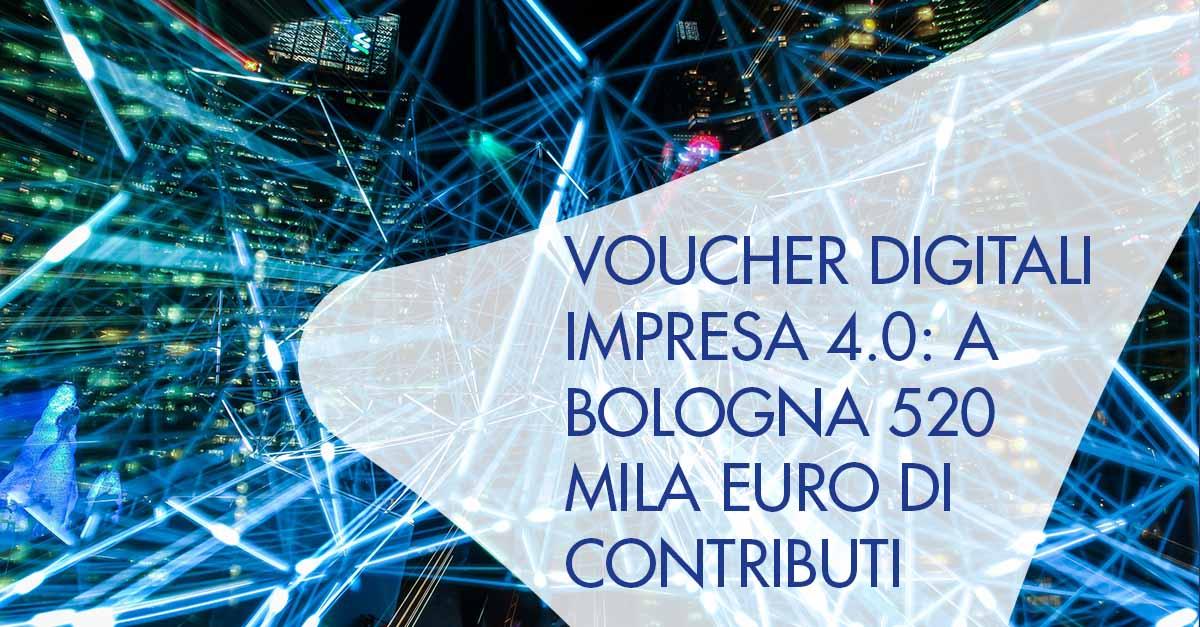 Voucher Digitali Impresa Bologna 2020