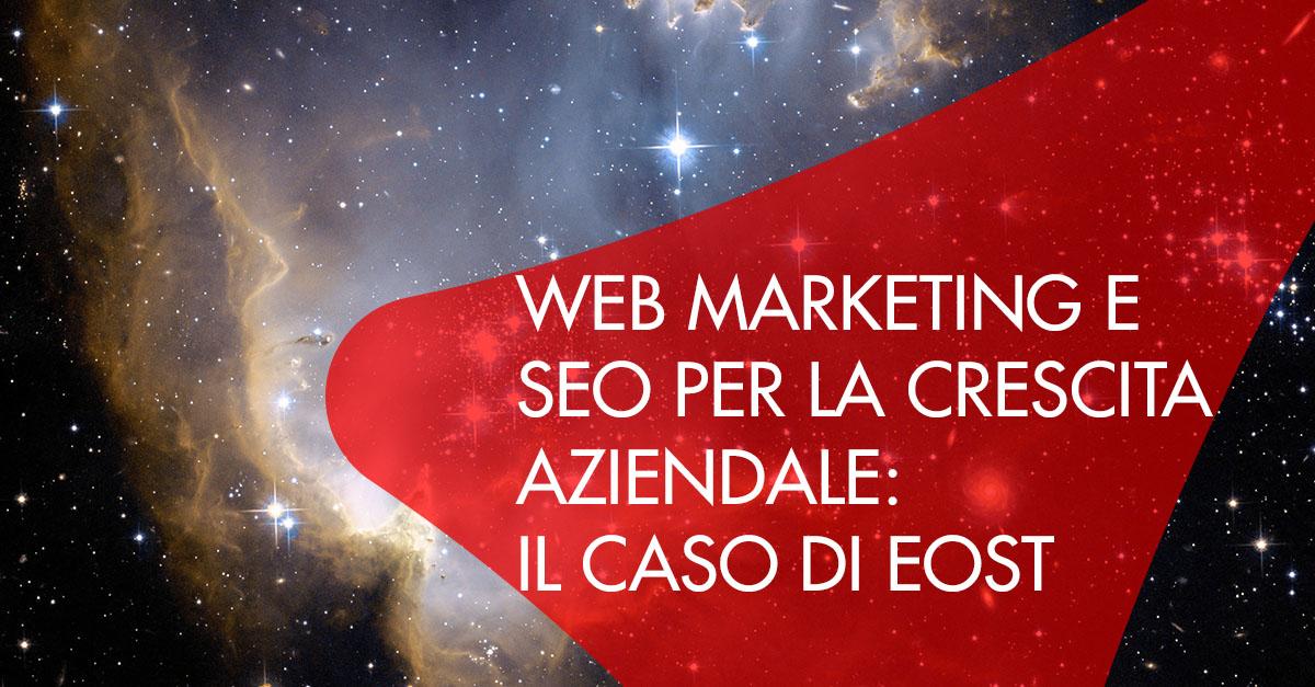web marketing seo crescita aziendale