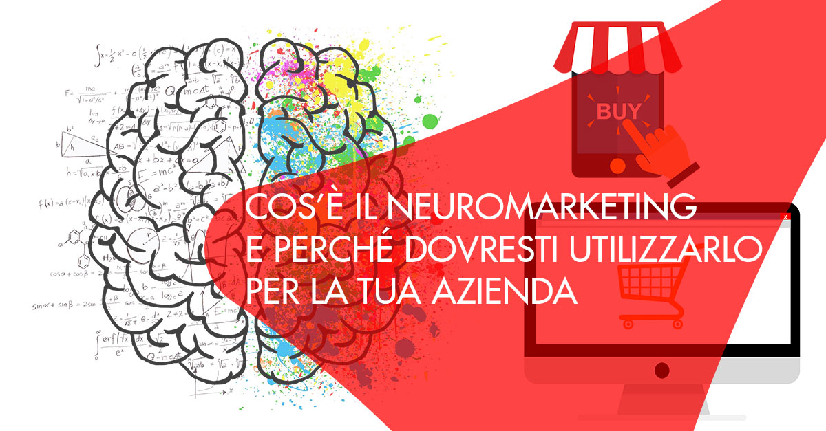 Cos'è il neuromarketing