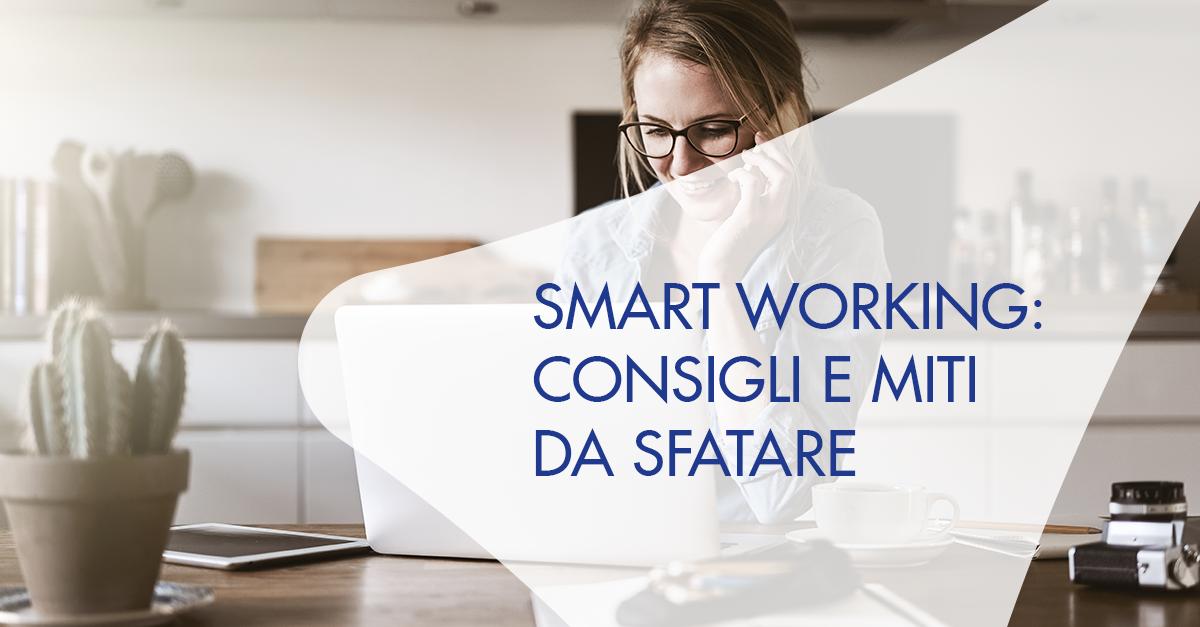 Smart working consigli